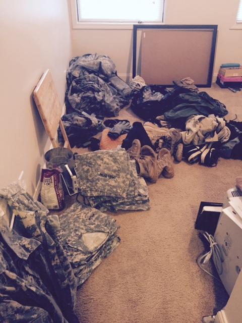 Extensive packing list for Ranger School