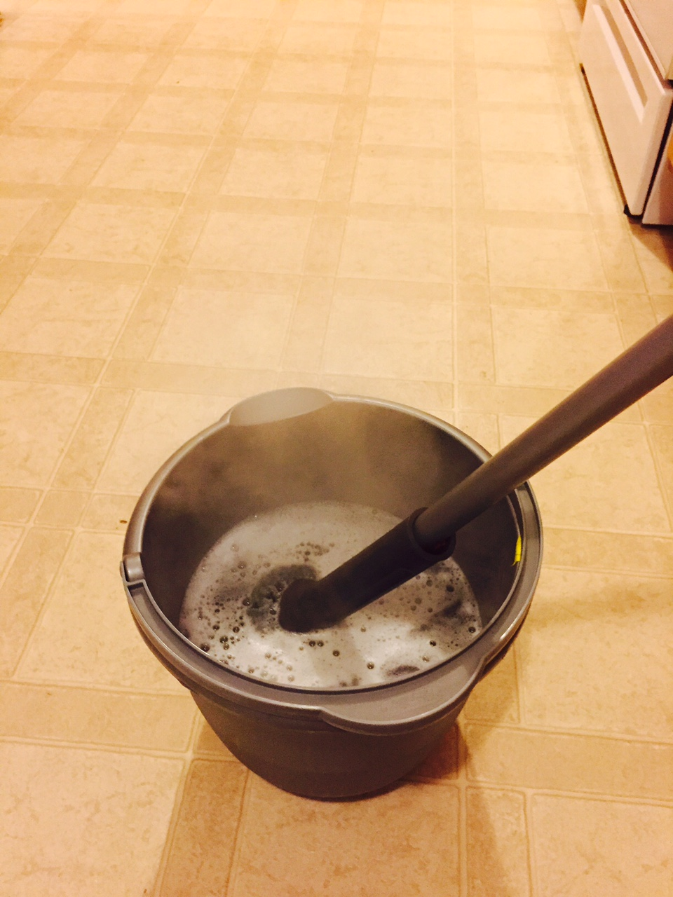My favorite chore!